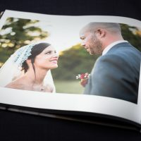 Livre photos de mariage tirage
