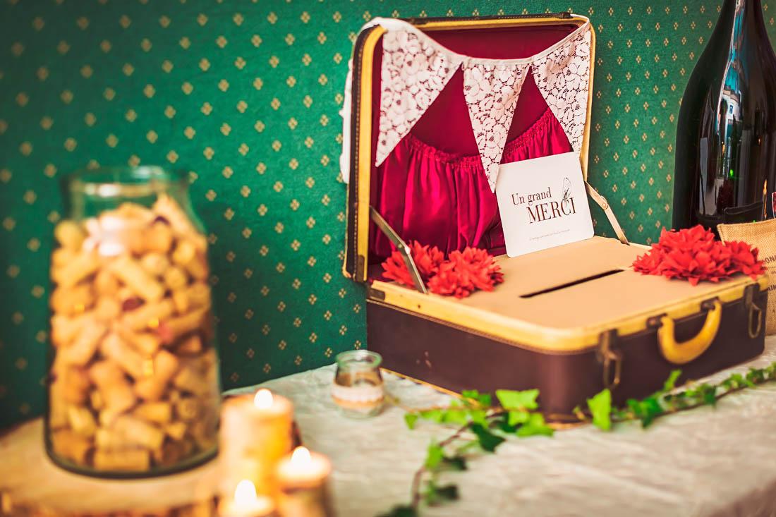 Cadeaux pour les mariés