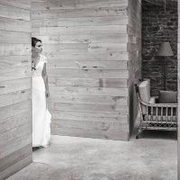attente de la mariée