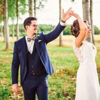 Danse Mariés en Bourgogne