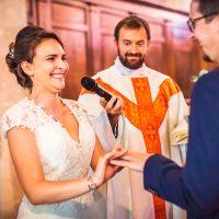 Echange des alliances mariage Bourgogne