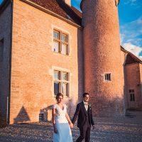 Mariage au Manoir Equivocal près de Dijon