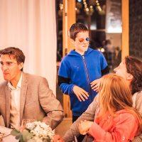 Enfant au mariage