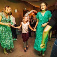 Danse au mariage en Bourgogne