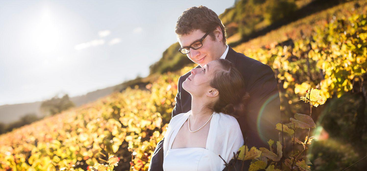 Photographies mariage Marion et Emmanuel à Dijon