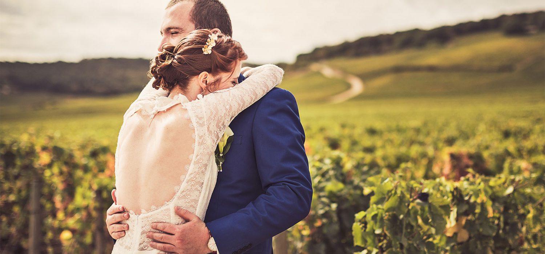 Photographie d'un mariage à Dijon